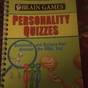 Other - Personality book